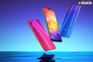 Redmi Note 7 Pro With 48-Megapixel Camera Announced