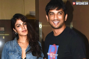 Rhea Chakraborty Demands A CBI Inquiry On Sushant Singh's Death