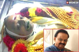 SP Balasubrahmanyam's Last Rites to be held Tomorrow