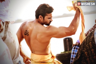 Sai Dharam Tej to Flaunt his Six-Pack Abs