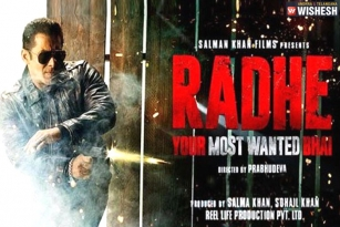 Salman Khan's Radhe Sold for a Record Price of Rs 230 Cr