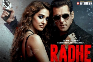 Salman Khan's Radhe releasing in just three theatres