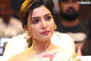 Samantha Walks Out Of Maha Samudram?