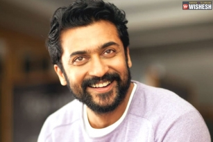 Suriya Starts The Shoot Of Navarasa