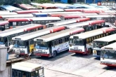 After 185 Days, Hyderabad City Buses to Resume Operations