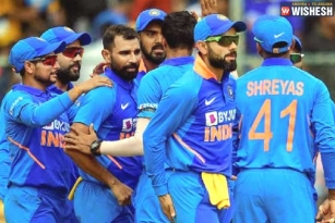Team India's Squad for Australian Tour Announced