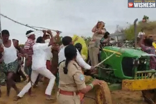 Telangana Forest Officer Assaulted by Brothers of TRS MLA