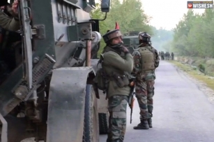 Two Terrorists And Their Associate Killed In Jammu And Kashmir Encounter