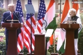 Trump and Modi Inks Three MoUs
