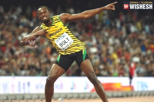 Usain Bolt Won Men's 200 Meter Running Event; Scored Eight Gold In Olympics