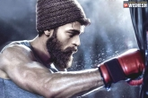 Trending Now: Varun Tej's Boxing Look
