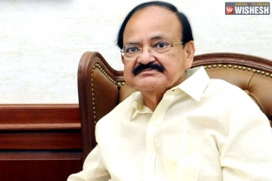Indian Vice President Venkaiah Naidu Tested Positive For Coronavirus