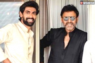 Venky and Rana Locked for a Multi-Starrer