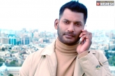 Vishal, Vishal movie, vishal gets a shock from madras high court, Ntr