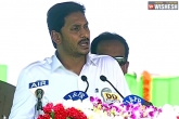 jagan's schemes for poor, Village Volunteers System, ys jagan announce multiple schemes for the needy, Launch