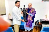 YS Jagan Requests Amit Shah To Abolish Legislative Council