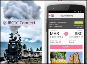 IRCTC launches Android App