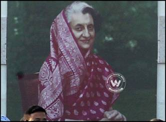 Tributes to Indira Gandhi on her 29th Death Anniversary
