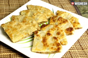 Paratha Samosa- Completes your breakfast