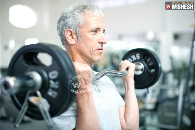 Exercise can reverse age related bone loss in men, finds study