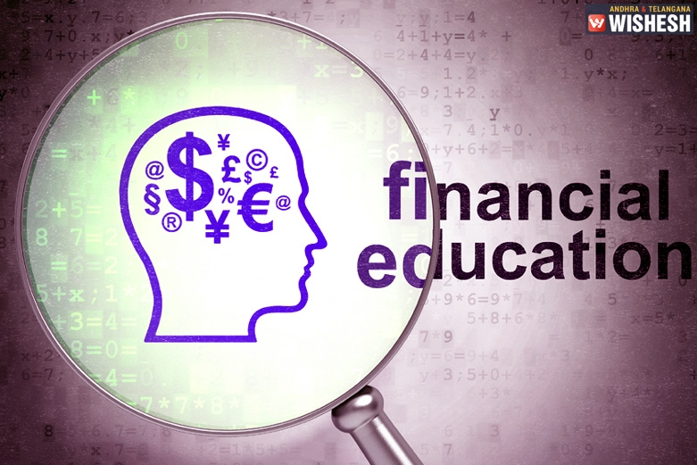 Financial education? What is that?