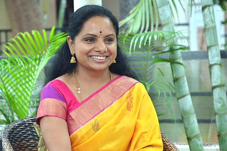 Kavitha To Be Inducted Into KCR's Cabinet?