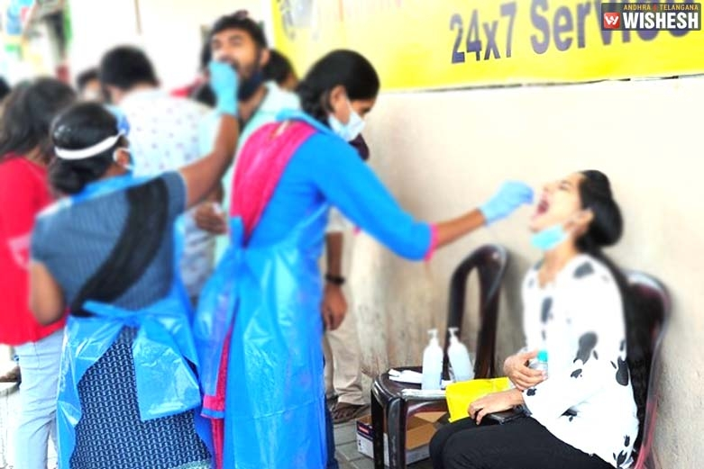 2.73 lakh new Coronavirus cases reported in India