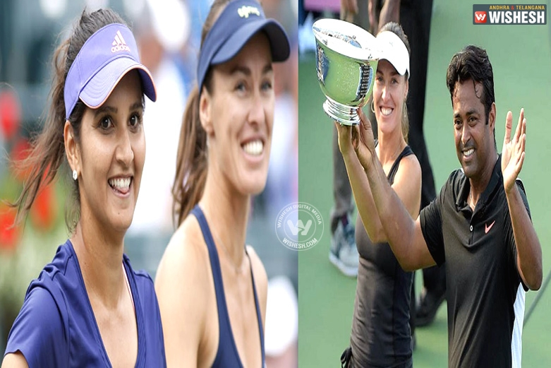 Leander Paes & Sania Mirza win the US Open