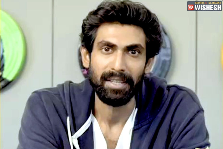 Rana Signs A Supernatural Thriller