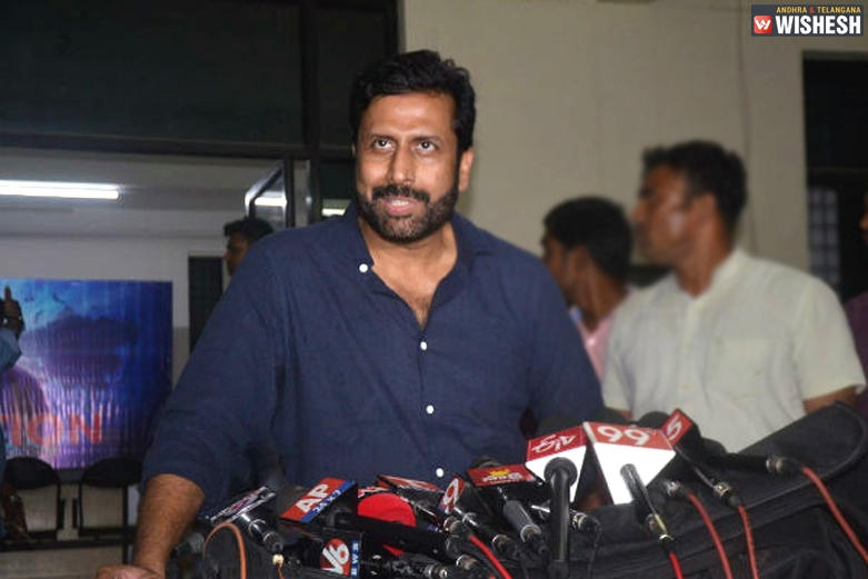 Ravi Prakash Appears Before Cybercrime Cops: Intends to Fight