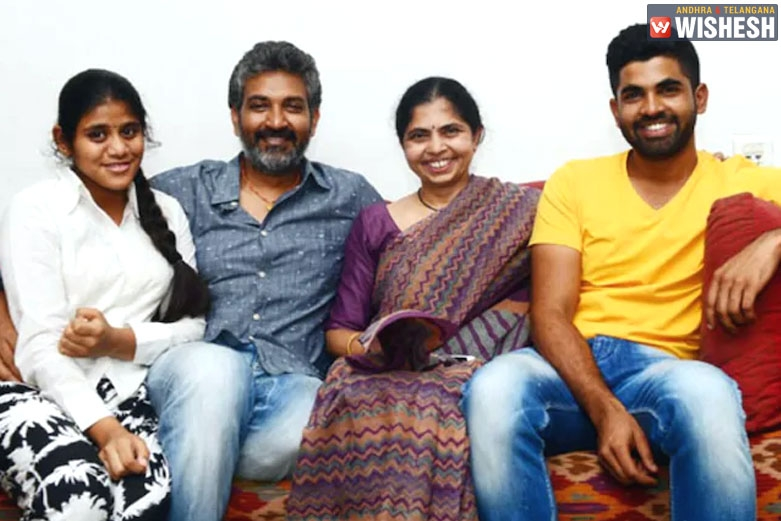SS Rajamouli And His Family Tested Positive With Coronavirus