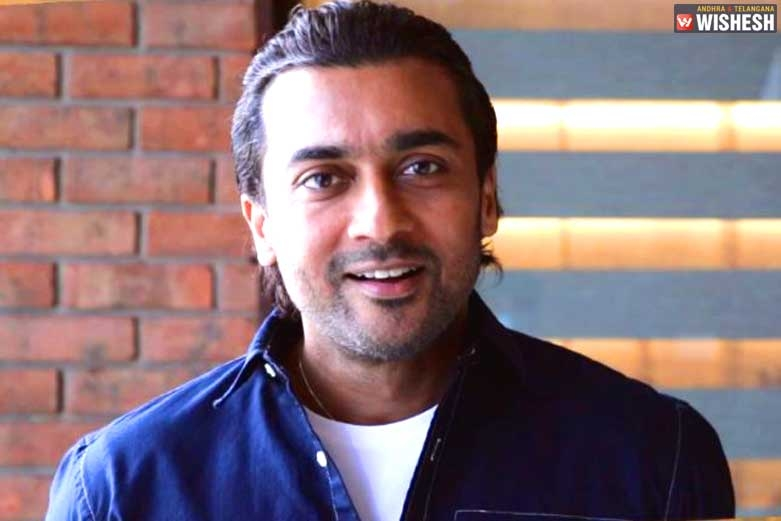 Suriya In Talks For Two Interesting Projects
