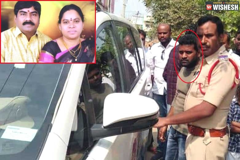 Former MLA's Kin Arrested in Telangana Lawyer Couple Murder Case